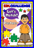Let's Match! - Posters