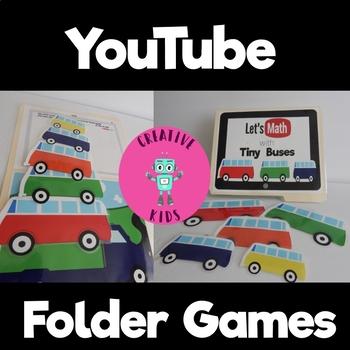 YouTube Math Folder Game BIG & small