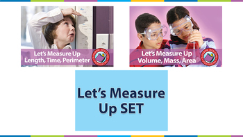 Let's Measure Up SET Gr. 4-6