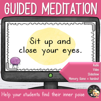 Let's Meditate! - Guided Meditation for ESL/EFL