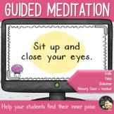 Let's Meditate! - Guided Meditation for ESL/EFL