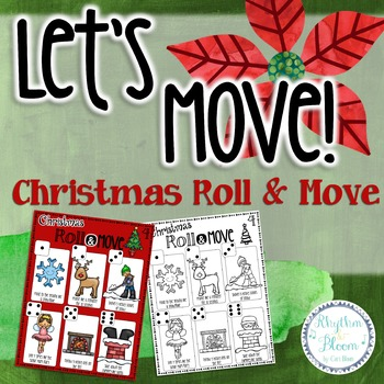 Let's Move! Christmas Roll & Move