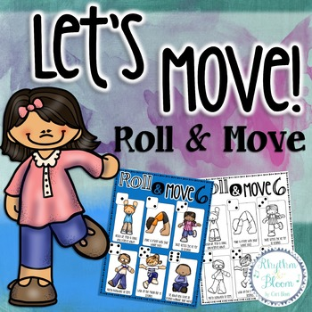 Let's Move! Roll & Move