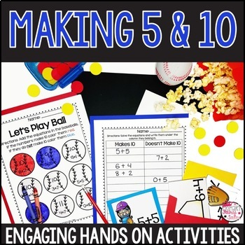 Making 5 and 10