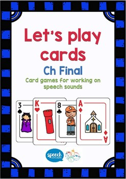 Let's Play Cards : CH Final