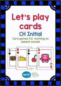 Let's Play Cards : CH Initial