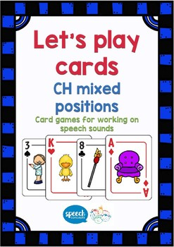 Let's Play Cards : CH Mixed Positions