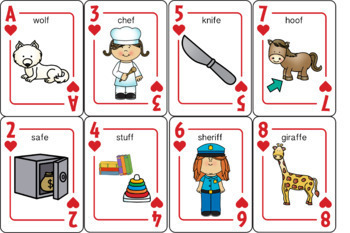 Let's Play Cards : F Bundle