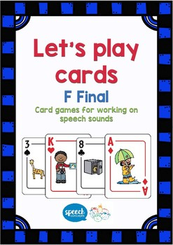Let's Play Cards : F Final