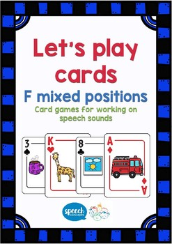 Let's Play Cards : F Mixed positions