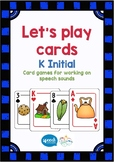 Let's Play Cards : K Initial
