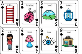 Let's Play Cards : L Bundle