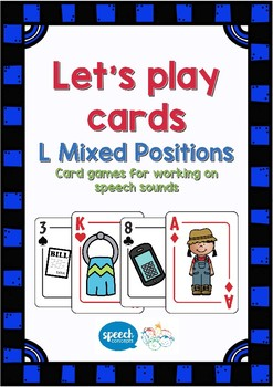 Let's Play Cards : L Mixed positions