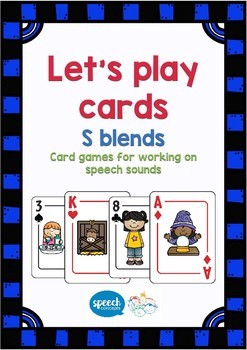 Let's Play Cards S Blends