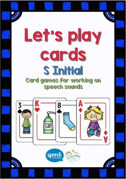 Let's Play Cards : S Initial