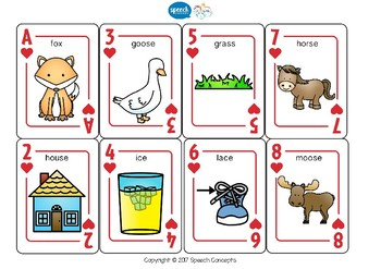 Let's Play Cards : S Mixed positions