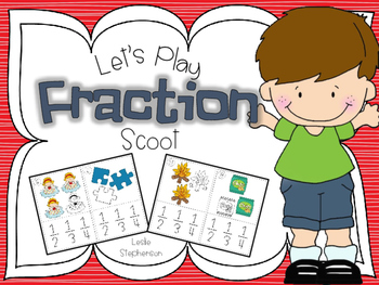 Let's Play Fraction Scoot