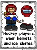 Let's Play Hockey  (A Sight Word Emergent Reader and Teach