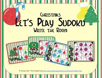 Let's Play Sudoku (December Edition)