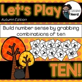 Let's Play TEN: Fallen Leaves Edition (Math Game)