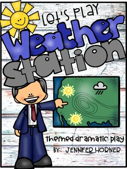 Let's Play Weather Station!