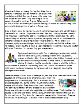 Let's Play! - Why play is important in the early years
