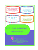 Metaphors--A game for all ages!