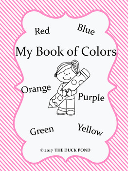 Let's Practice Color Words and Sight Words