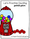 Let's Practice Counting: Gumballs Galore