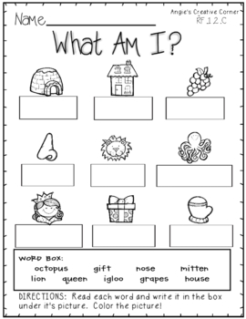 Let's Practice!  Foundational Skills for Reading 1st Grade