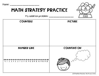 Let's Practice Math Strategies