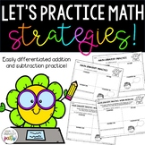 Let's Practice Math Strategies