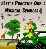 Musical Symbols Studies For Elementary Learners