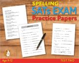 Let's Practice Spelling (Pack 2) 9-12 years
