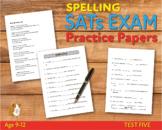 Let's Practice Spelling (Pack 5) 9-12 years