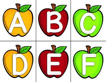 Let's Practice The Alphabet {freebie}
