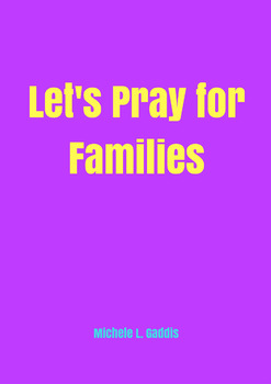 Let's Pray for Families