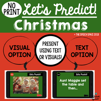 Let's Predict: Christmas