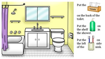 Let's Put It Away Bathroom