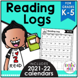 Let's READ NO PREP Reading Logs