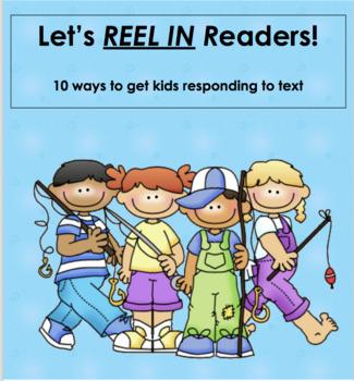 """Let's """"REEL IN"""" Readers!"""