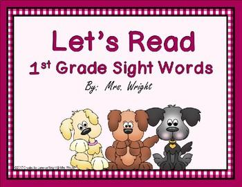 Let's Read 1st Grade Sight Words