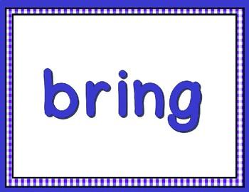 Let's Read 3rd Grade Sight Words