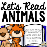 Let's Read: Animals
