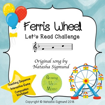 "Let's Read Challenge: ""Ferris Wheel"": Tonal Focus, LISTENING GAME!"
