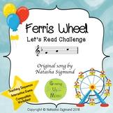 "Let's Read Challenge: ""Ferris Wheel"": Tonal Focus, LISTENI"