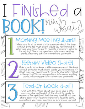 Let's Read! Promote Reading In Your Class!