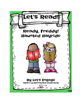 Ready, Freddy! Haunted Hayride: Let's Read! (Reading Response Packet GR Level N)