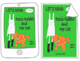 Let's Read Rosie Rabbit & Her Cat | Reading Book | Digital