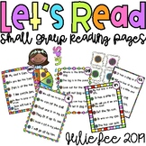 Let's Read Small Group Reading